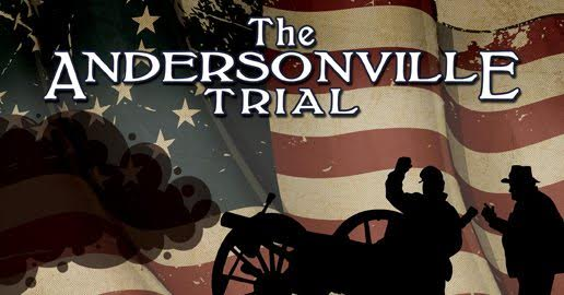 Andersonville Trial poster