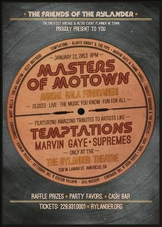Masters of Motown Comp